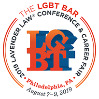 2019 Lavender Law Conference and Career Fair logo