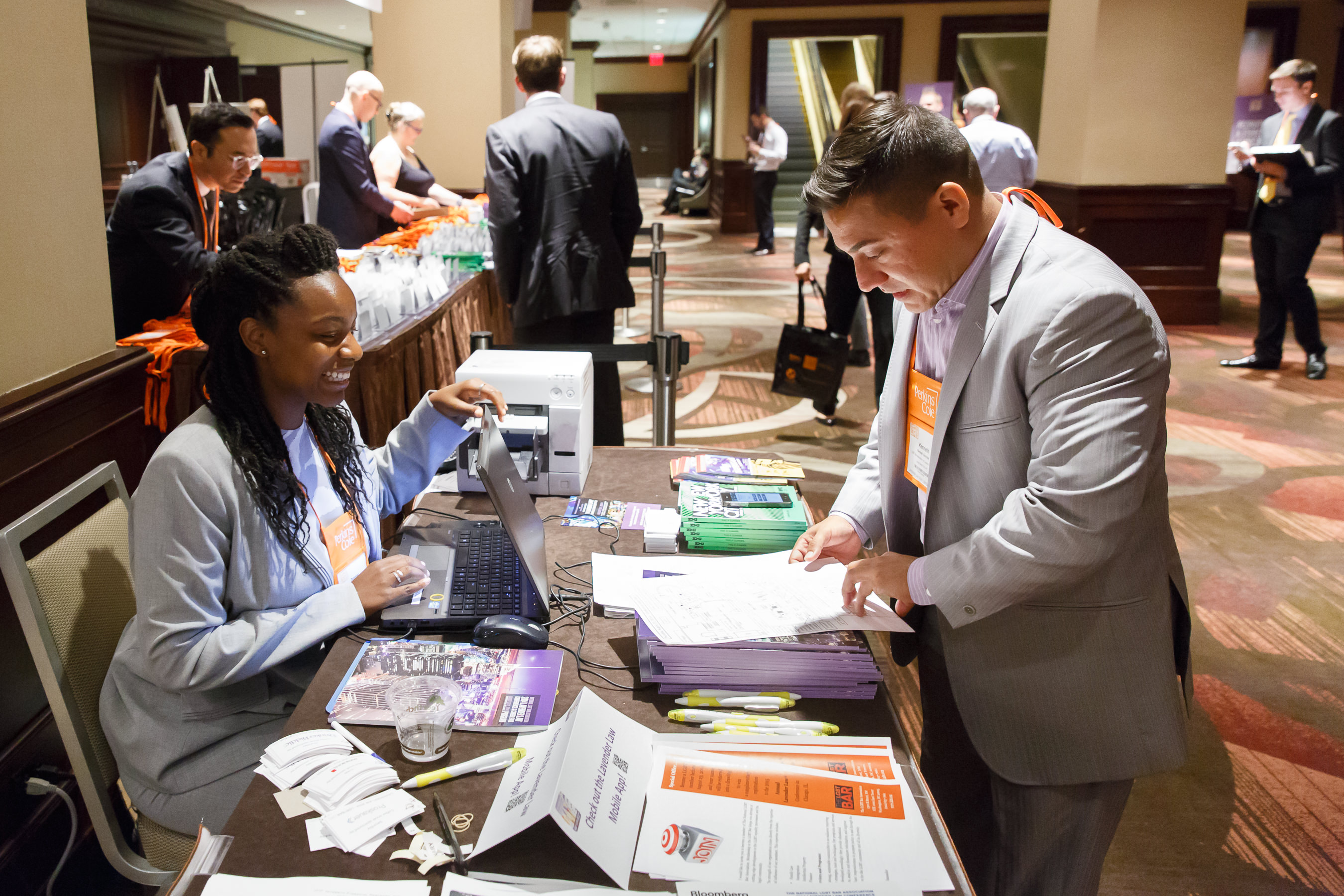 volunteer information lavender law  this year the 2017 lavender lawreg conference career fair will be held 2 4 2017 in san francisco ca the annual 1 400 person event is comprised of