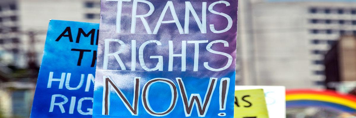 Gay and Trans Panic Defense