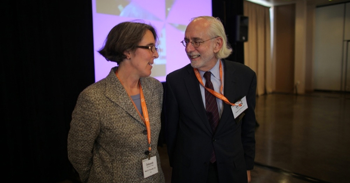 Bill Singer, past director of the Family Law Institute, talks with Deborah Wald.