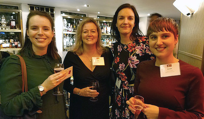 London Out & Proud Corporate Counsel Reception 2017