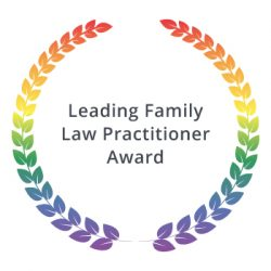 Leading Family Law Practitioner Award