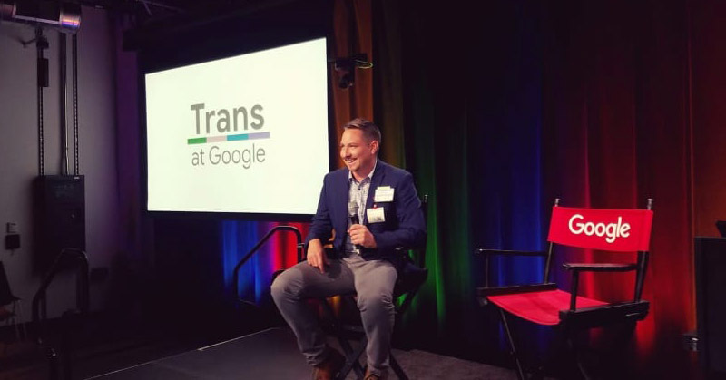 Trans at Google with Dru Levasseur