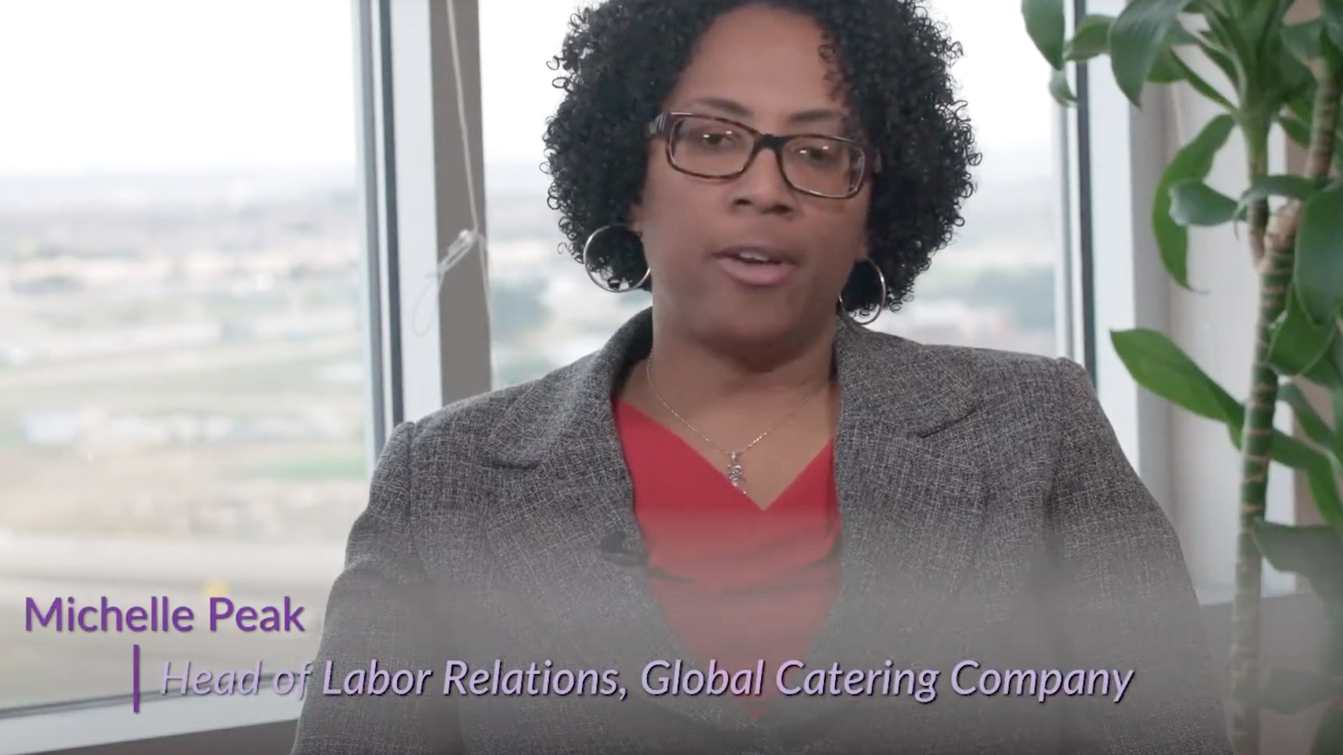 Michelle Peak on Diversity, Equity and Inclusion and the Lavender Law 365® Program